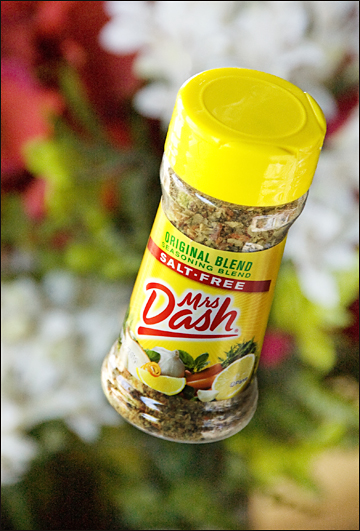 Mrs. Dash salt substitute